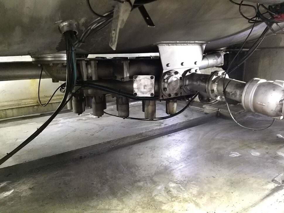 ремонт топливозаправщика