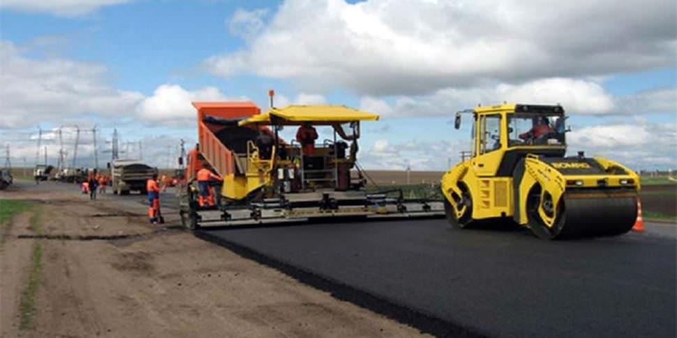 ремонт и сварка дорожной техники