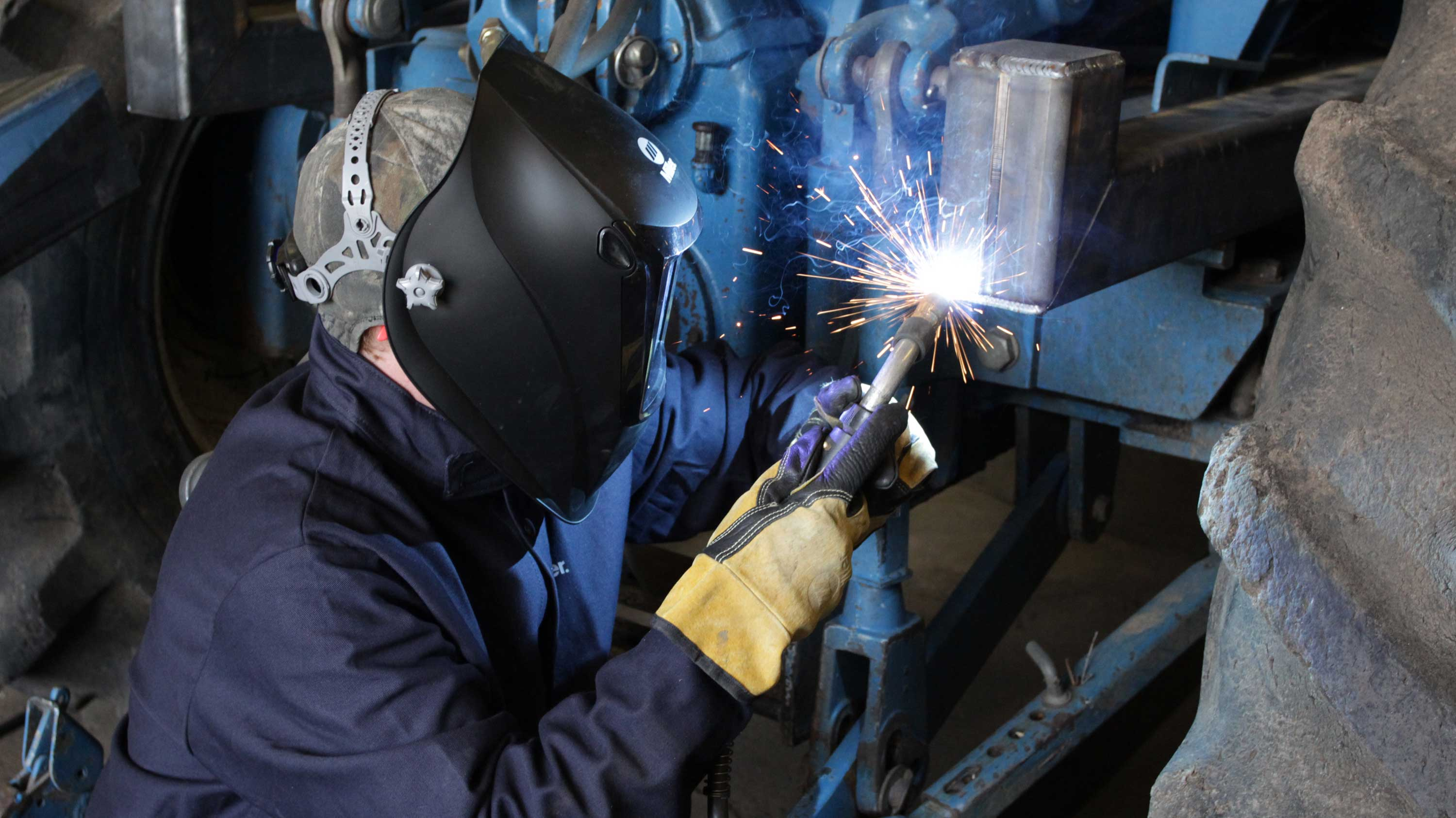welding and hot work We continue to lead the way by offering the largest selection of certified, us made, hot work fabrics for any kind of horizontal or vertical hot work procedure including welding, grinding, brazing, chipping, heat-treating or sand blasting.